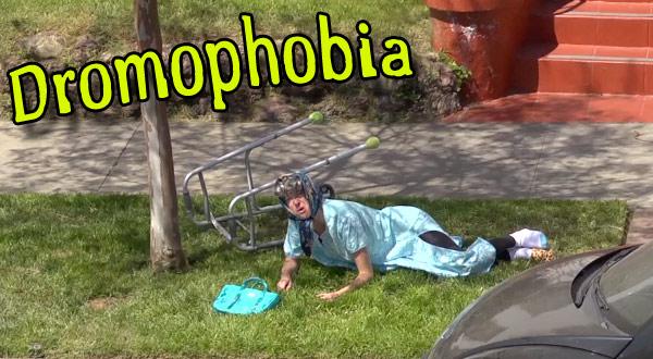 Dromophobia